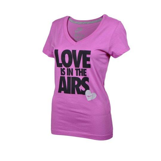 Футболка Nike Tee-Love Is In The Air - фото