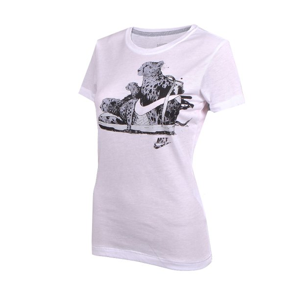 Футболка Nike Tee-Ski High Cheetah - фото