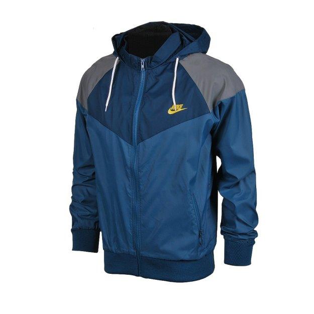 Куртка-вітровка Nike Ru Heritage Windrunner - фото
