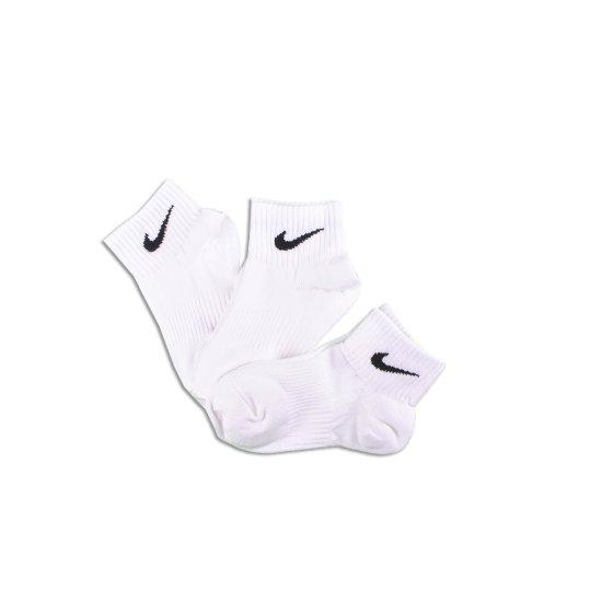 Шкарпетки Nike 3ppk Lightweight Quarter (S,M, - фото