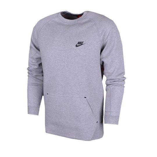 Кофта Nike Tech Fleece Crew - фото