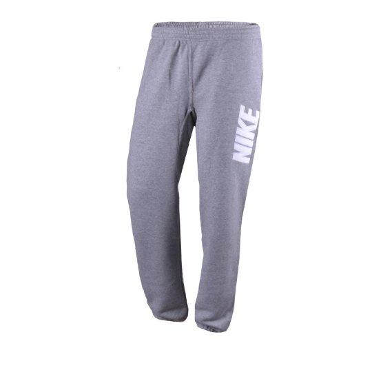 Штани Nike Club Cuff Pant-Twl Appliq - фото