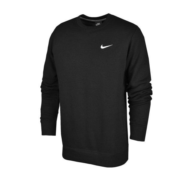 Кофта Nike Club Crew-Swoosh - фото