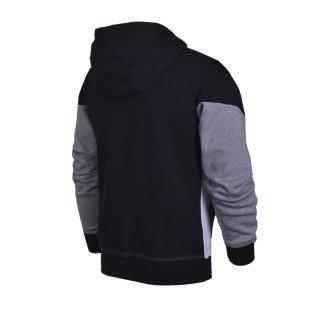 Кофта Nike Club Fz Hoody-New Clrblk - фото 2