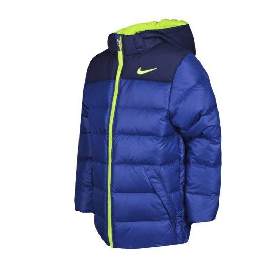 Куртка-пуховик Nike Alliance Jkt-550 Hood Yth - фото