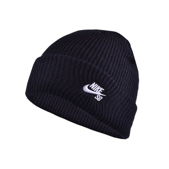 Шапка Nike Sb Fisherman Beanie - фото
