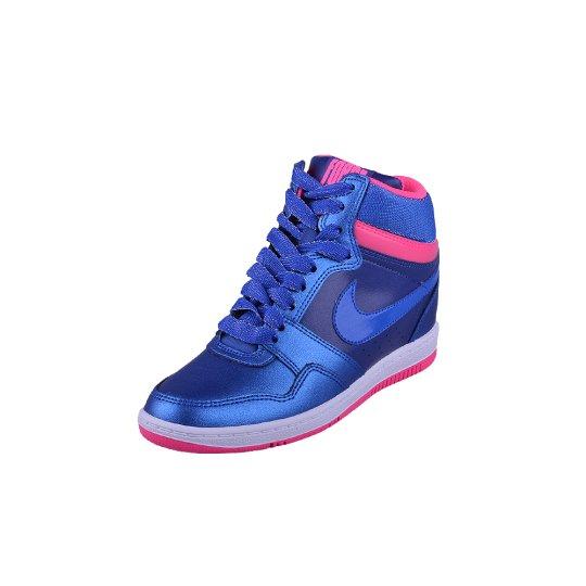 Снікерси Nike Wmns Force Sky High Prm - фото