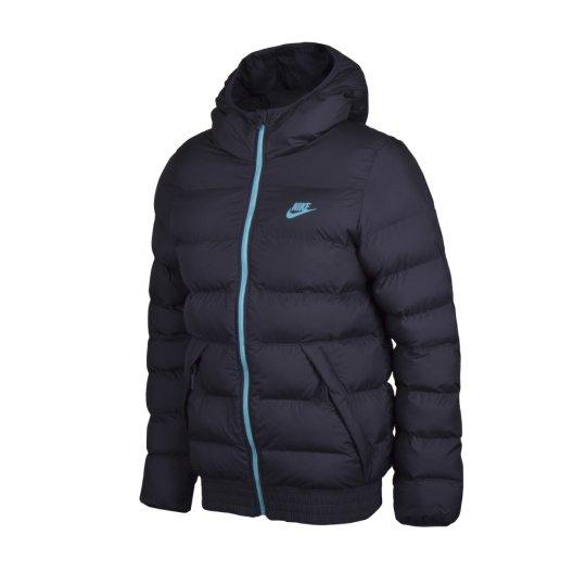 Куртка Nike Jacket Hooded Were - фото