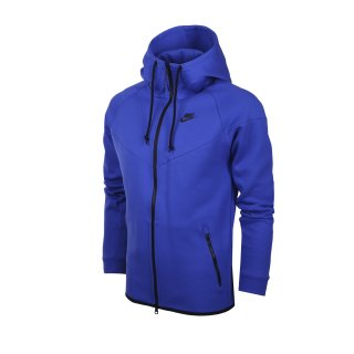 Кофта Nike Tech Fleece Windrunner-1m - фото 1