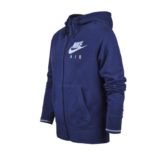 Кофта Nike Aw77 Ft Fz Hoody-Air - фото