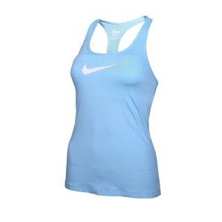Майка Nike Flex Swoosh Tank - фото 1