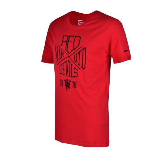 Футболка Nike Manu Core Plus Tee - фото