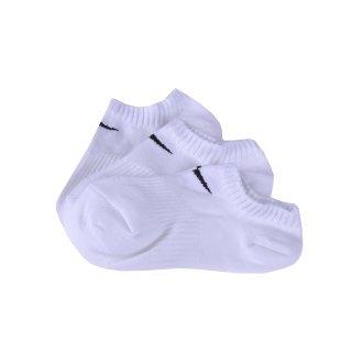 Шкарпетки Nike 3PPK Cotton Lightweight No Show W/Moisture Mgt (S,M,L,Xl) - фото 1