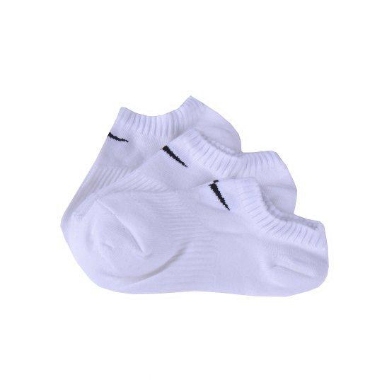 Шкарпетки Nike 3PPK Cotton Lightweight No Show W/Moisture Mgt (S,M,L,Xl) - фото