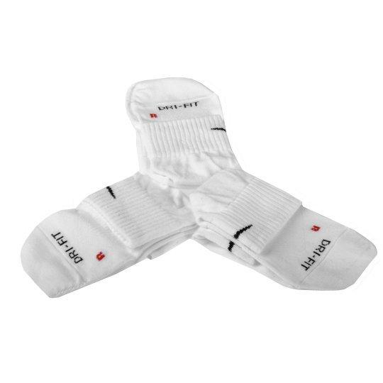 Шкарпетки Nike 3ppk DriFit Lightweight Qtr - фото