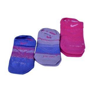 Шкарпетки Nike 3ppk Women's Dri Fit Graphic N - фото 2