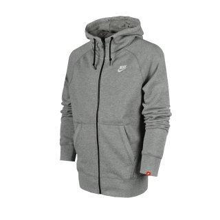 Кофта Nike Aw77 Ft Fz Hoody - фото 1