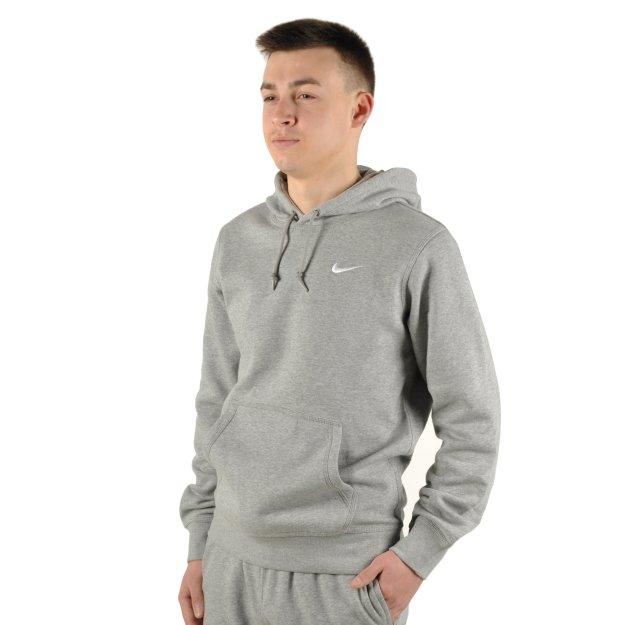 Кофта Nike Club Hoody-Swoosh - MEGASPORT