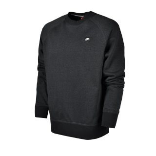 Кофта Nike Aw77 Ft Crew-Shoebox - фото 1