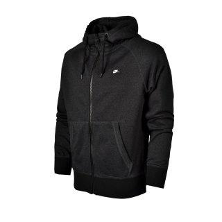 Кофта Nike Aw77 Ft Fz Hoody-Shoebox - фото 1