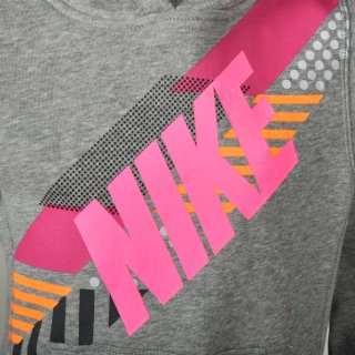 Кофта Nike Ya76 Bf Gfx Oth Hoodie Yth - фото 3