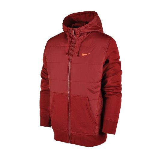 Кофта Nike Club Flc Fz Hoody-Winter - фото