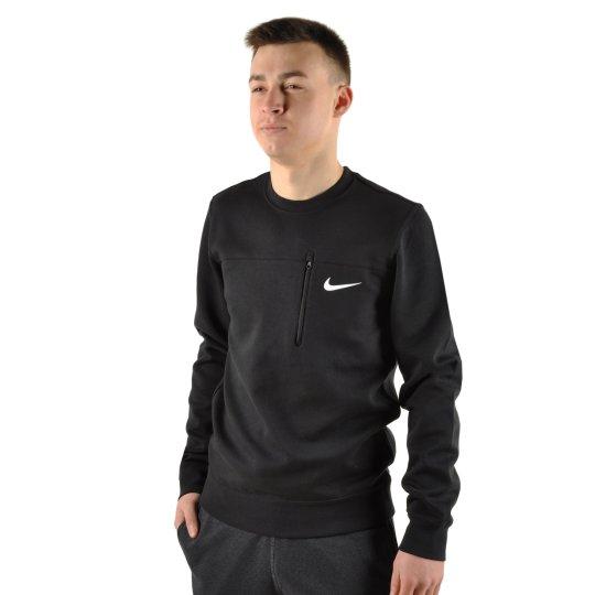 Кофта Nike Av15 Flc Crew - фото