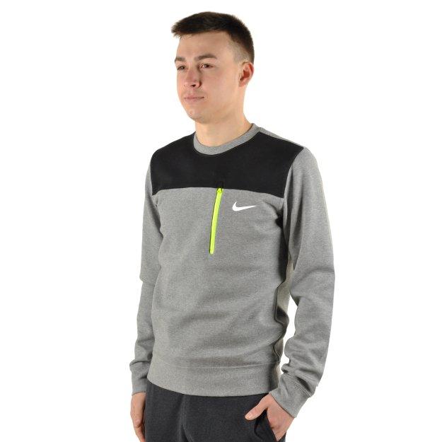 Кофта Nike Av15 Flc Crew - MEGASPORT