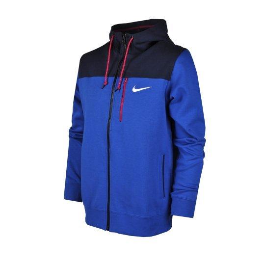 Кофта Nike Av15 Flc Fz Hoody - фото