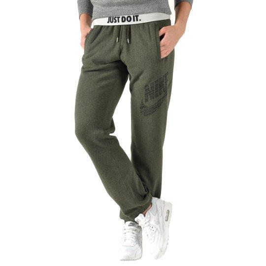 Штани Nike Rally Pant-Logo - фото