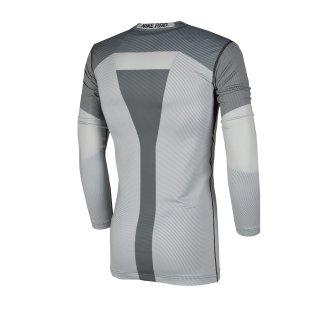Футболка Nike Hyperwarm Df Mx Comp Lines Ls - фото 2