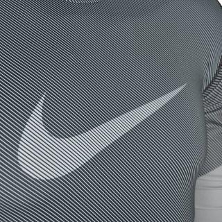 Футболка Nike Hyperwarm Df Mx Comp Lines Ls - фото 3
