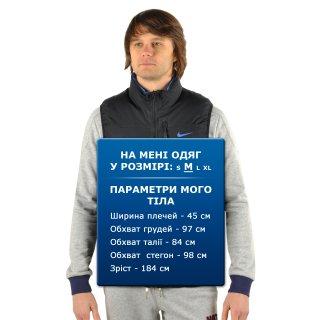Куртка-жилет Nike Alliance Vest Flip It - фото 11