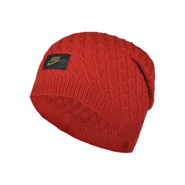 Шапка Nike Nsw M's Cable Knit Beanie - MEGASPORT
