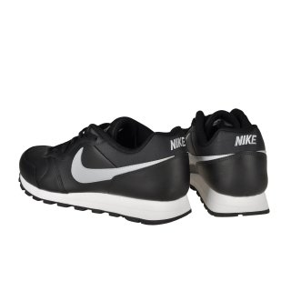 Кросівки Nike Md Runner 2 Leather - фото 3