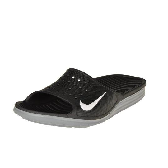 Сланці Nike Solarsoft Slide - фото