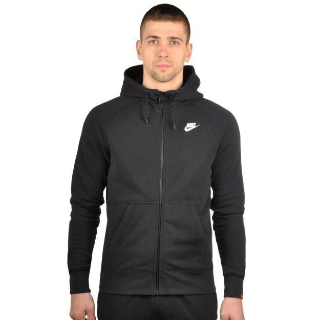 Кофта Nike Aw77 Ft Fz Hoody - MEGASPORT