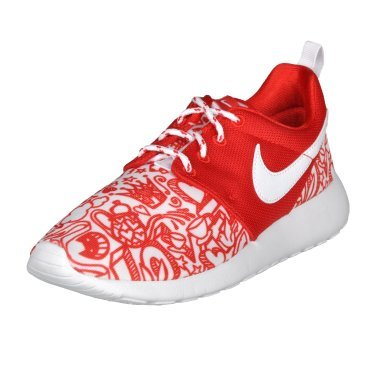 Кросівки nike Roshe One Print (Gs) - 90943, фото 1 - інтернет-магазин MEGASPORT