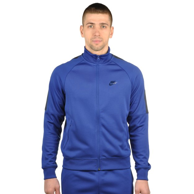 Кофта Nike Tribute Track Jacket - MEGASPORT