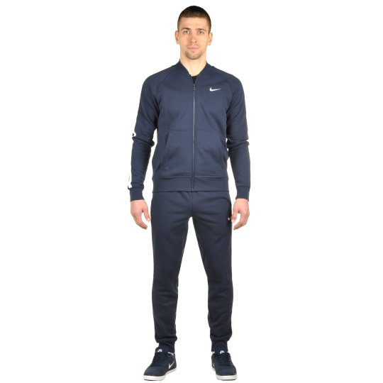 Костюм Nike Club Ft Track Suit Cuff - фото