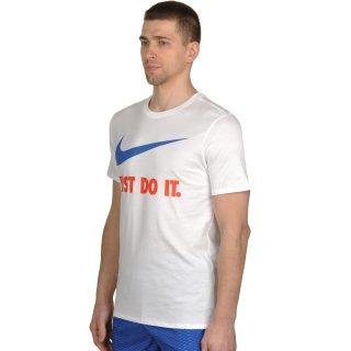 Футболка Nike Tee-New Jdi Swoosh - фото 2