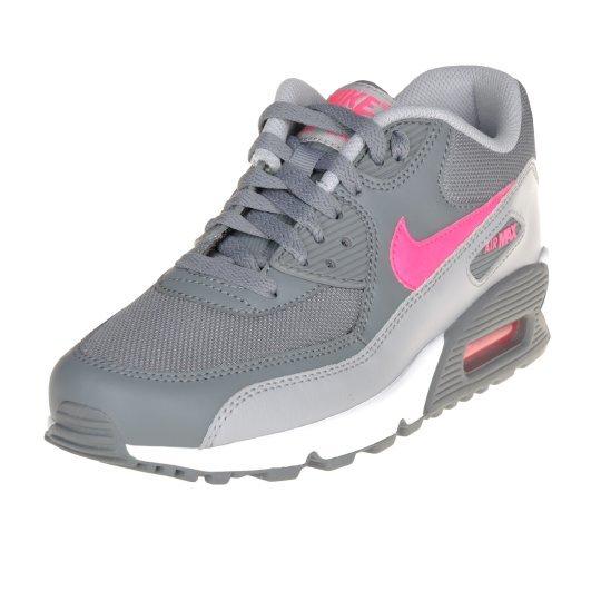 Кросівки Nike Air Max 90 Mesh (Gs) - фото
