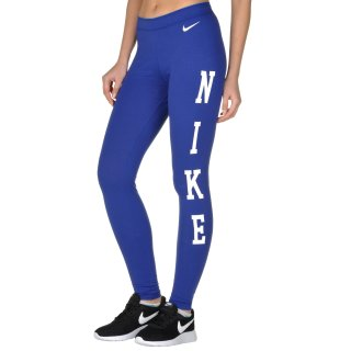Легінси Nike Club Legging-Logo - фото 2
