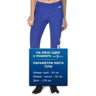 Легінси Nike Club Legging-Logo - фото 6