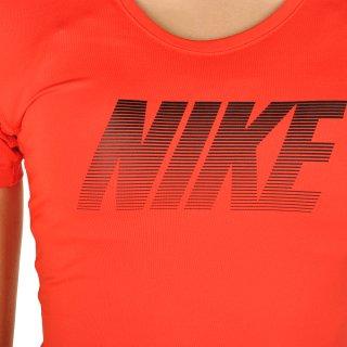 Футболка Nike Pro Cool Grx Ss Top - фото 5