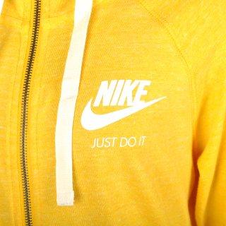 Кофта Nike Gym Vintage Fz Hoodie - фото 5