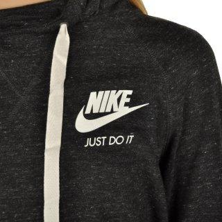 Кофта Nike Gym Vintage Hoodie - фото 5