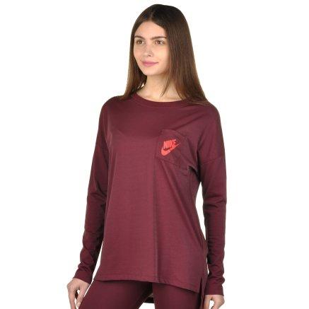 Кофта Nike Signal Ls Tee - 91033, фото 2 - интернет-магазин MEGASPORT