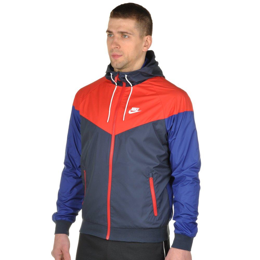 Куртка вітровка Nike Windrunner купити за акційною ціною 8dff815b6