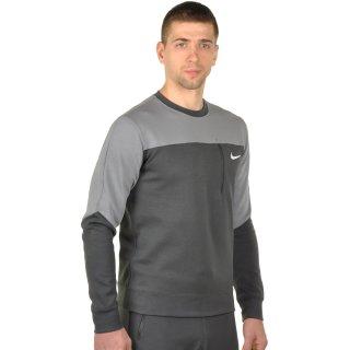 Кофта Nike Av15 Flc Crew - фото 4